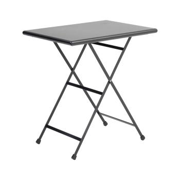 Tisch Arc En Ciel schwarz